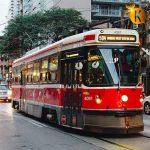 King St W Streetcar